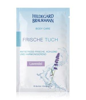 Hildegard Braukmann Body Care Lavendel Erfrischungstücher für Damen und Herren