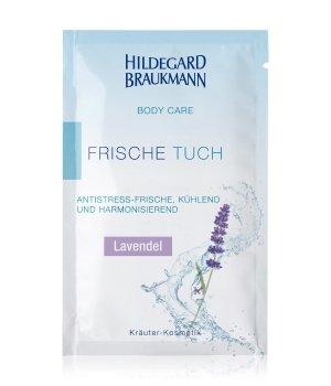 Hildegard Braukmann Body Care Lavendel Erfrischungstücher für Damen