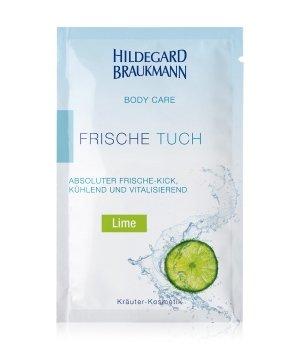 Hildegard Braukmann Body Care Lime Erfrischungstücher für Damen und Herren