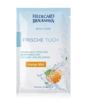 Hildegard Braukmann Body Care Orange Mint Erfrischungstücher für Damen und Herren