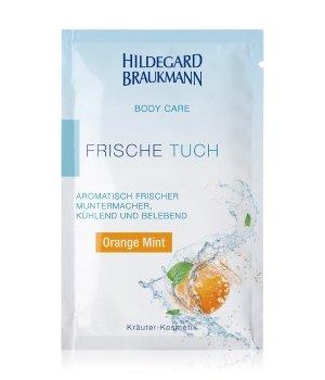 Hildegard Braukmann Body Care Orange Mint Erfrischungstücher für Damen