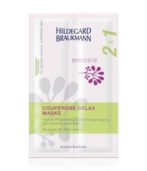 Hildegard Braukmann emosie Couperose Relax Gesichtsmaske für Damen und Herren