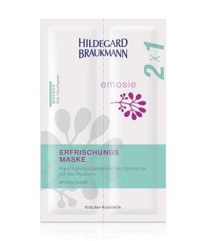 Hildegard Braukmann emosie Erfrischung Gesichtsmaske für Damen und Herren