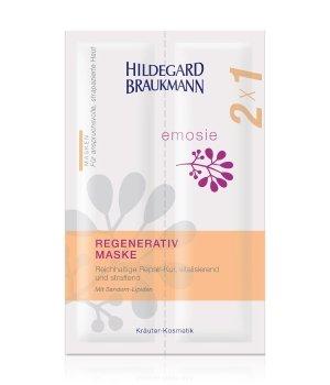 Hildegard Braukmann emosie Regenerativ Gesichtsmaske für Damen und Herren