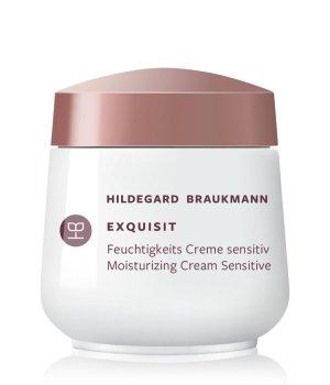 Hildegard Braukmann Exquisit Feuchtigkeits Creme sensitiv Gesichtscreme für Damen