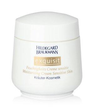 Hildegard Braukmann Exquisit Feuchtigkeits Creme sensitiv Gesichtscreme für Damen und Herren