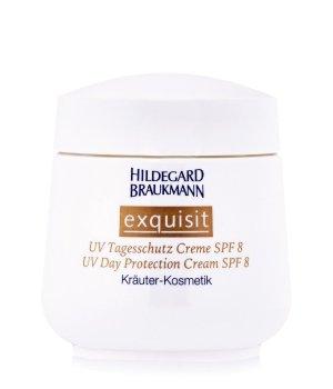 Hildegard Braukmann Exquisit UV Tagesschutz SPF 8 Gesichtscreme für Damen und Herren