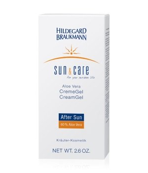 Hildegard Braukmann Sun & Care Aloe Vera After Sun Gel für Damen und Herren