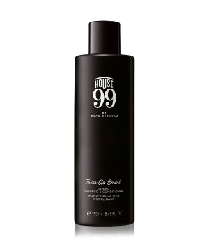 House 99 by David Beckham Haircare Twice As Smart Haarshampoo für Herren