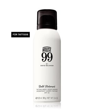 House 99 by David Beckham Skincare Bold Statement Bodylotion für Herren