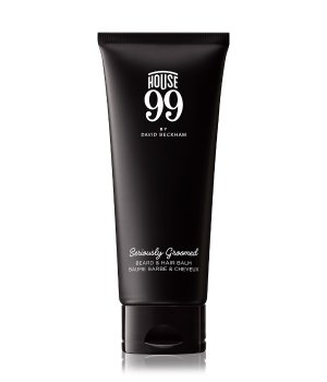 House 99 by David Beckham Skincare Seriously Groomed Bartbalsam für Herren