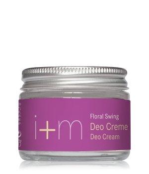 i+m Naturkosmetik Floral Swing Deodorant Creme ...