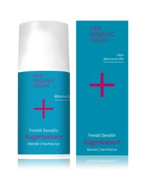i+m Naturkosmetik Freistil Sensitiv Mandel Nachtkerze Augencreme für Damen