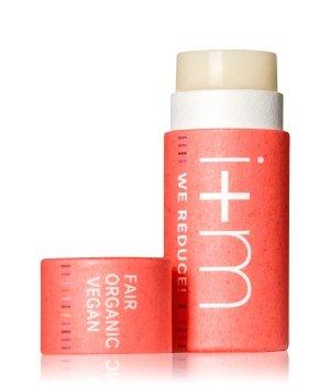 i+m Naturkosmetik WE REDUCE! Vanilla Lip Care Lippenbalsam 5 g Transparent