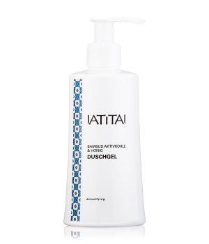 IATITAI Bambus Aktivkohle Honig Duschgel für Damen und Herren