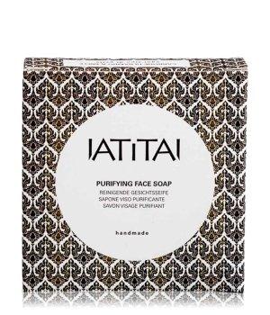 IATITAI Bambus Aktivkohle Honig Gesichtsseife für Damen und Herren