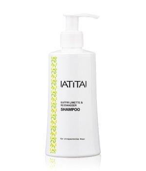 IATITAI Kaffir Limette & Reiswasser  Haarshampoo für Damen und Herren