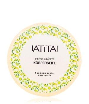 IATITAI Kaffir Limette  Stückseife für Damen und Herren