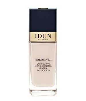 IDUN Minerals Nordic Veil Mineral Flüssige Foundation für Damen