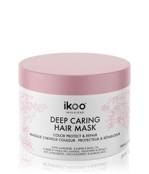 ikoo Deep Caring Hair Mask Color Protect & Repair Haarmaske für Damen und Herren
