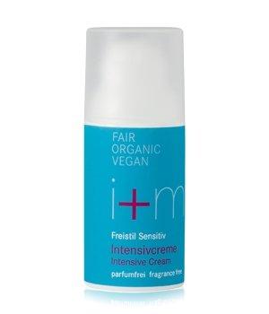 i+m Naturkosmetik Freistil Sensitiv Intensivcreme parfumfrei Gesichtscreme für Damen und Herren