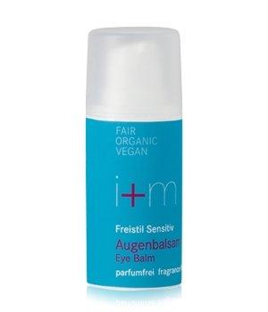 i+m Naturkosmetik Freistil Sensitiv parfumfrei Augencreme für Damen und Herren