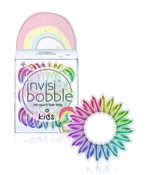 Invisibobble Kids Magic Rainbow Haargummi für Damen und Herren
