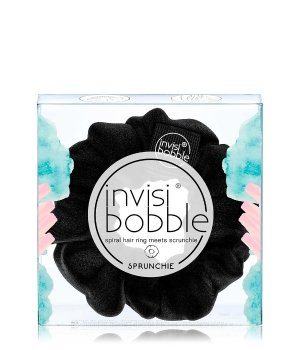 Invisibobble Sprunchie True Black Haargummi für Damen