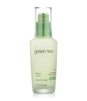 It's Skin Green Tea Watery Gesichtsserum für Damen und Herren