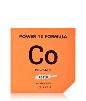 It's Skin Power 10 CO Tuchmaske für Damen und Herren
