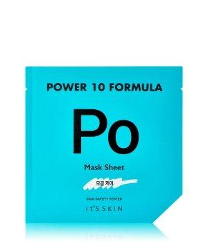 It's Skin Power 10 PO Tuchmaske für Damen und Herren