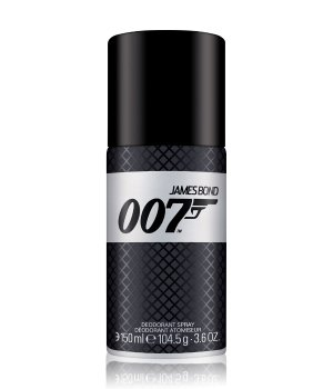 James Bond 007 Aerosol Deodorant Spray für Herren