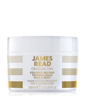 James Read Coconut Melting Tanning Balm Face & Body  Selbstbräunungscreme für Damen und Herren