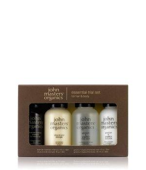 John Masters Organics Essential Starter Kit Körperpflegeset für Damen und Herren