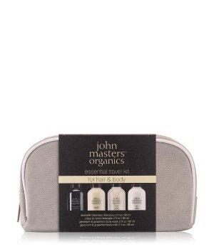 John Masters Organics Essential Travel Kit Hair & Body Körperpflegeset für Damen und Herren