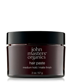 John Masters Organics Hair Paste Medium Hold - Matte Finish Haarpaste für Damen und Herren