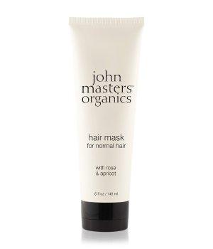 John Masters Organics Rose & Apricot  Haarmaske für Damen und Herren