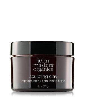 John Masters Organics Sculpting Clay Medium Hold Haarwachs für Damen und Herren