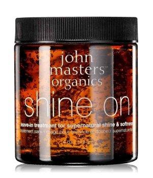 John Masters Organics Shine On Supernatural Shine & Softness Leave-in-Treatment für Damen und Herren