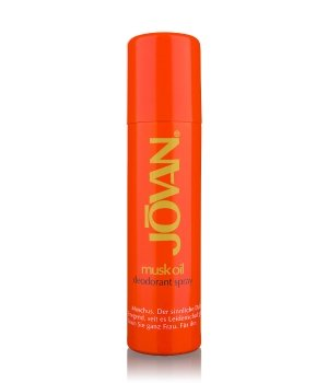 Jovan Musk Oil  Deodorant Spray für Damen