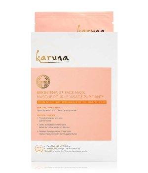 Karuna Brightening+  Tuchmaske für Damen und Herren