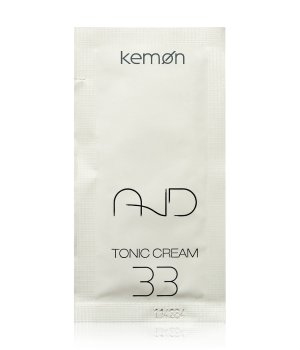 Kemon And Tonic Cream 33 Stylingcreme für Damen und Herren
