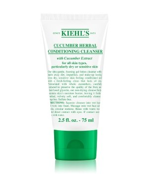 Kiehl's Cucumber Herbal Conditioning Cleanser Reinigungsgel für Damen und Herren