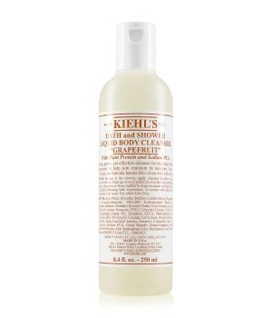 Kiehl's Grapefruit Bath and Shower Liquid Body Cleanser Duschgel für Damen und Herren