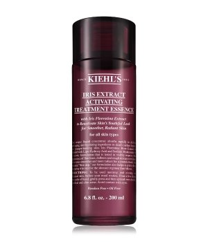 Kiehl's Iris Extract Activating Treatment Essence Gesichtswasser für Damen und Herren