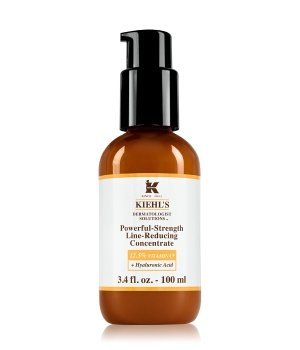 Kiehl's Powerful-Strength Vitamin C + Hyaluronic Acid Gesichtsserum für Damen und Herren