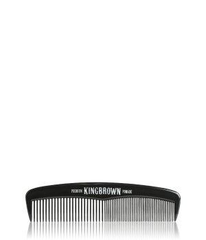 King Brown Pocket Comb Black Strähnenkamm für Herren
