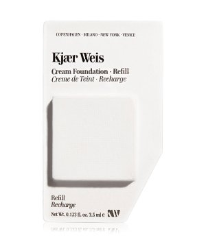Kjaer Weis Cream Foundation Refill Creme Foundation für Damen