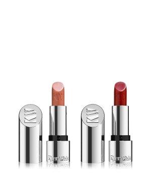 Kjaer Weis Lipstick á Deux The Red and The Nude - New York Lippen Make-up Set für Damen