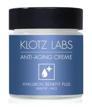 KLOTZ LABS Hyaluron Benefit Plus Anti-Aging  Gesichtscreme für Damen und Herren